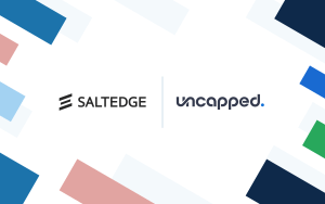 Salt Edge partners up with Uncapped