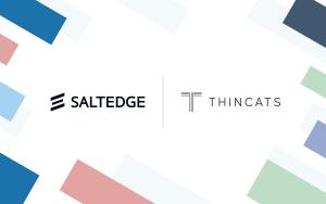 ThinCats partners with Salt Edge