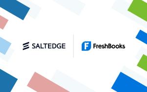 Salt Edge collaboration with Freshbooks