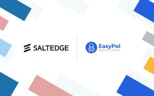 EasyPol and Salt Edge collaboration
